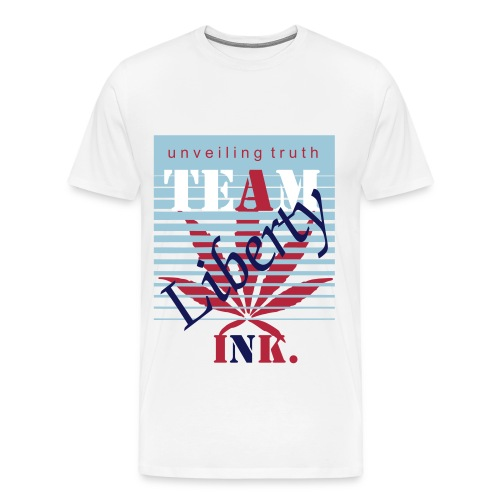 TEAM Liberty INK. - Men's Premium T-Shirt