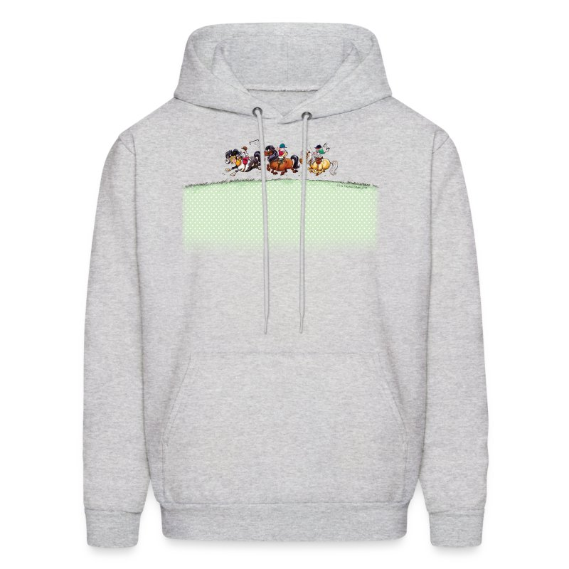 Three Jockeys Thelwell - Men's Hoodie