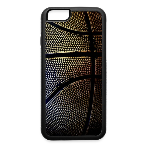 iPhone 6 Rubber Case Basketball - iPhone 6/6s Rubber Case