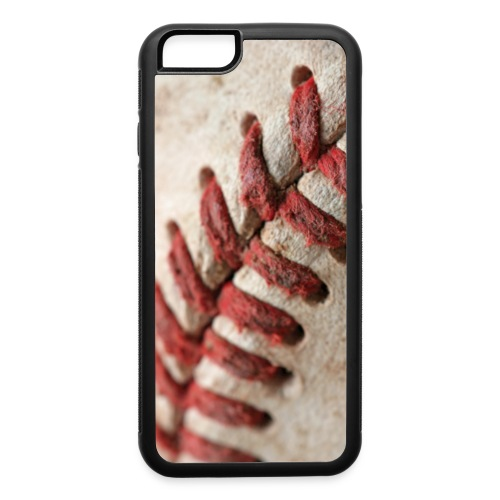 iPhone 6 Rubber Case Baseball Theme - iPhone 6/6s Rubber Case