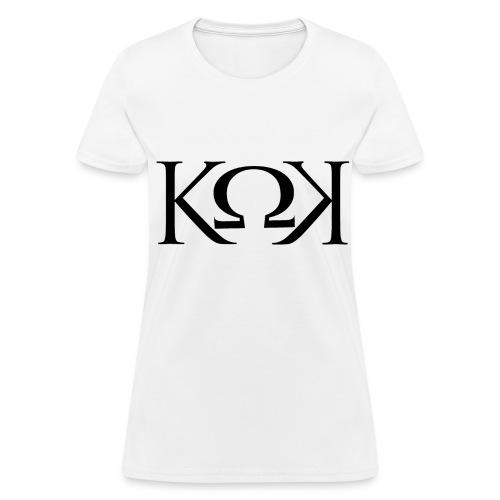 Kaotic Womens Shirt - Women's T-Shirt