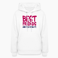 best friends and you know it ii 2c Hoodies