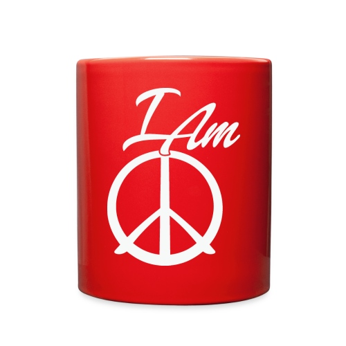 I Am Peace Mug - Full Color Mug
