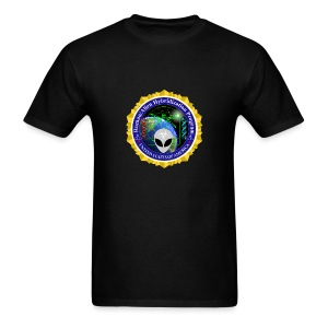 Human Alien Hybrid Program - Men's T-Shirt