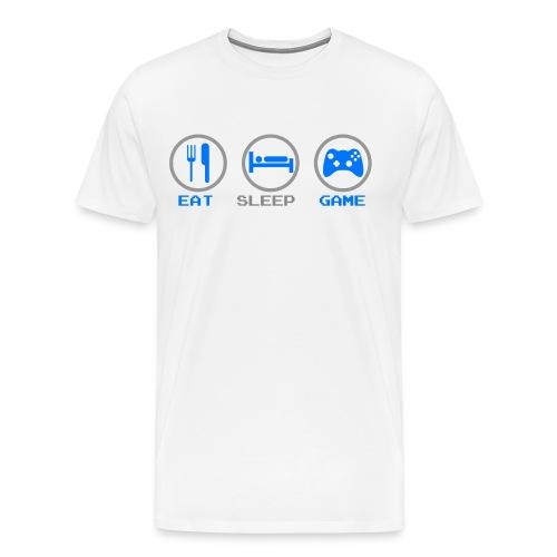 Gamer Lyfestyle - Men's Premium T-Shirt