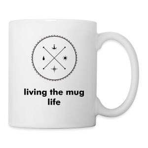 MUG LIFE - Coffee/Tea Mug