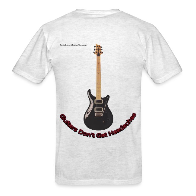 Guitars Dont Get Headaches