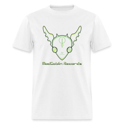 Men's T-Shirt - Transparent ModGoblin Records Logo Shirt