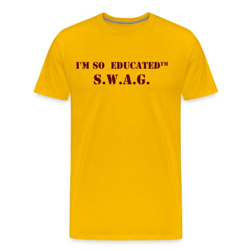 ISE SWAG Tee - Men's Premium T-Shirt