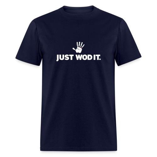 JUST WOD IT - Men's T-Shirt