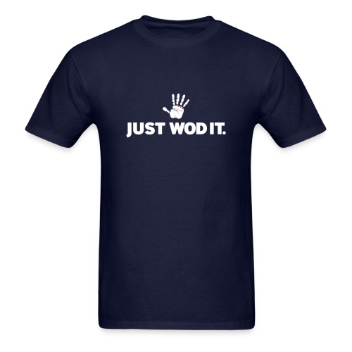 JUST WOD IT - Men's T-Shirt
