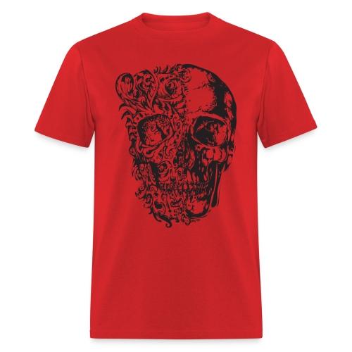 SKULL IN LOVE - Men's T-Shirt