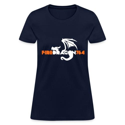 Firedragon764 Logo - Women's T-Shirt