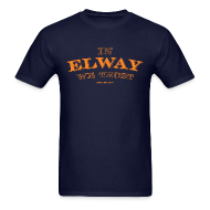 T-Shirts ~ Men's T-Shirt ~ In Elway We Trust - Mens - T-Shirt - OP