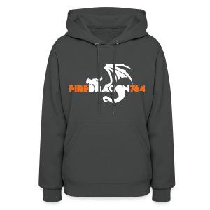 Firedragon764 Logo - Women's Hoodie