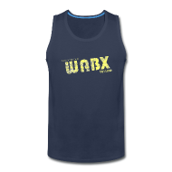 Tank Tops ~ Men's Premium Tank Top ~ WABX