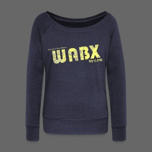 WABX - Women's Wideneck Sweatshirt