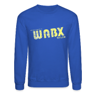 Long Sleeve Shirts ~ Crewneck Sweatshirt ~ WABX