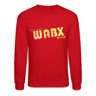 Long Sleeve Shirts ~ Crewneck Sweatshirt ~ WABX