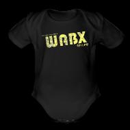 Baby Bodysuits ~ Baby Short Sleeve One Piece ~ WABX