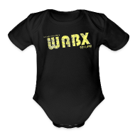 Baby Bodysuits ~ Baby Short Sleeve One Piece ~ WABX