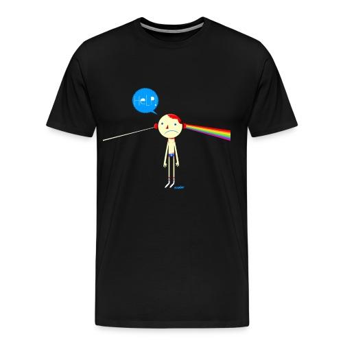 Men's Premium T-Shirt - HELP