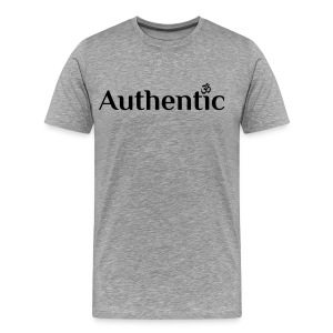 Authentic. You. - Men's Premium T-Shirt