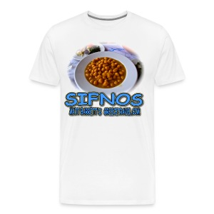 SIFNOS-REVITHIA (men) - Men's Premium T-Shirt
