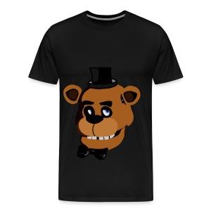 Freddy Five Nights at Freddy's - Men's Premium T-Shirt