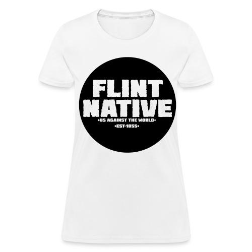 Flint Native Women's Tee - Women's T-Shirt
