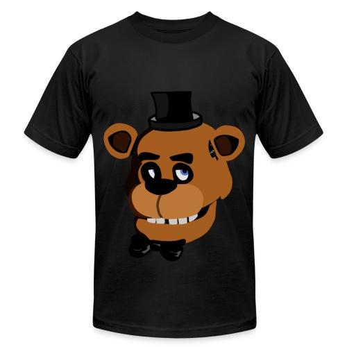 Freddy Five Nights at Freddy's - Men's Fine Jersey T-Shirt