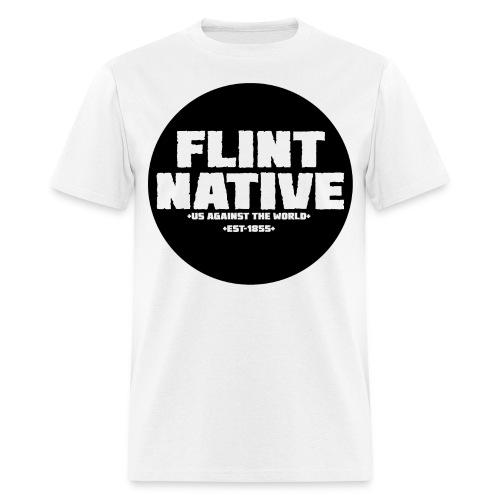 Flint Native Men's Tee - Men's T-Shirt
