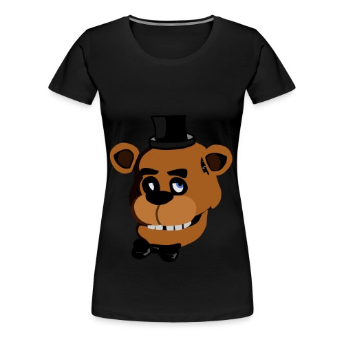 Freddy Five Nights at Freddy's - Women's Premium T-Shirt