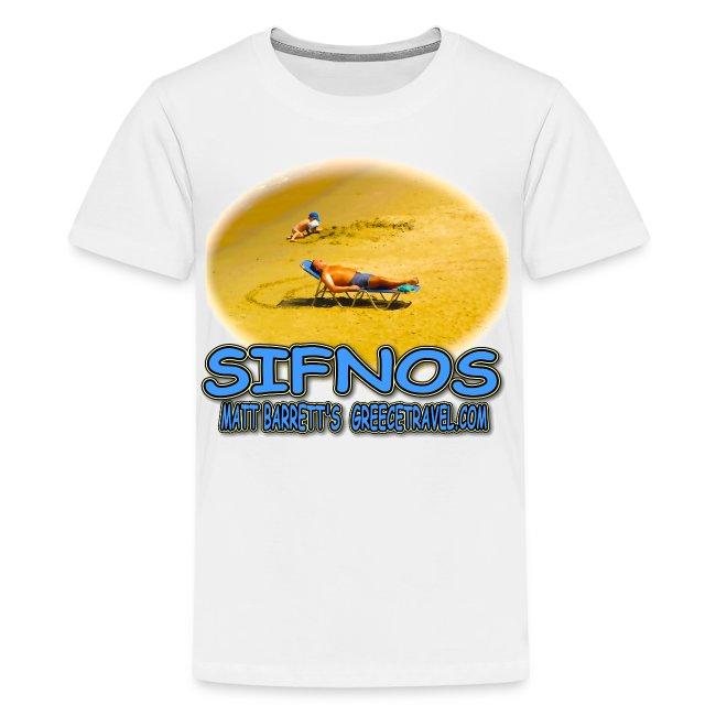 SIFNOS SAND (teens)