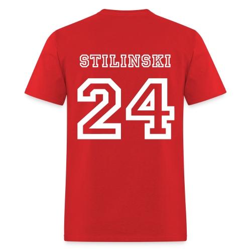 STILINSKI Beacon Hills Lacrosse - Men's T-shirt - Men's T-Shirt