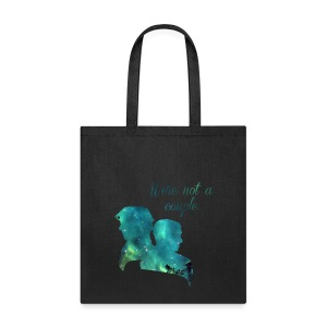 We're Not a Couple - Tote Bag - Tote Bag