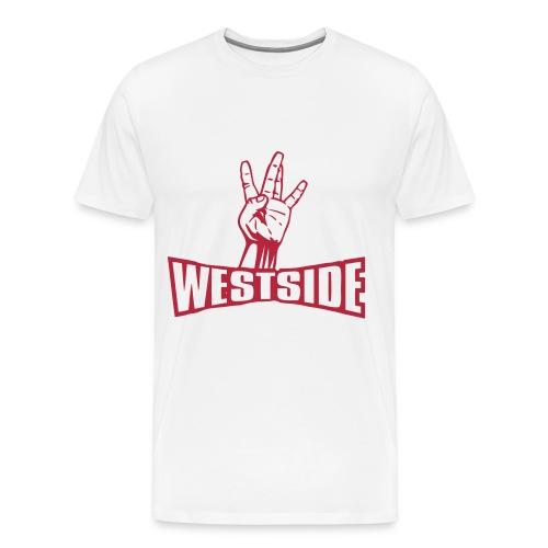 westside - Men's Premium T-Shirt