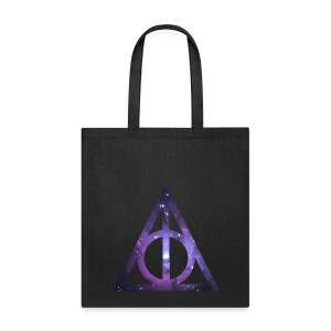 Deathly Hallows (Nebula) - Tote Bag - Tote Bag
