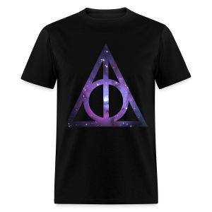 Deathly Hallows (Nebula) - Men's T-Shirt - Men's T-Shirt