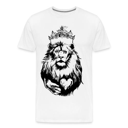 Lion Pride - Men's Premium T-Shirt