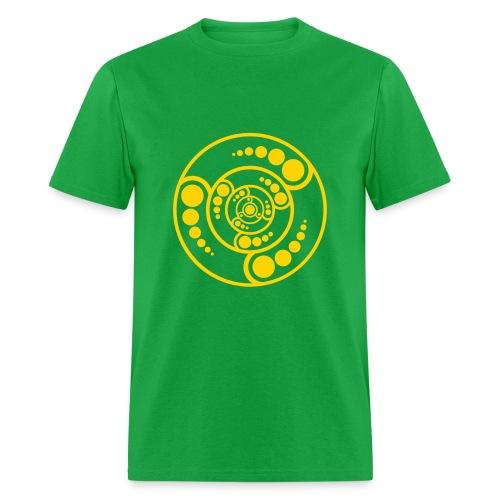 Crop Circle - Men's T-Shirt