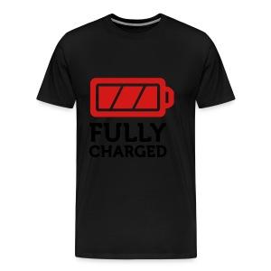 Charging! - Men's Premium T-Shirt