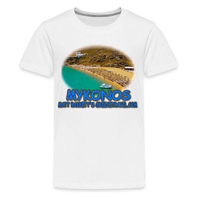 MYKONOS SUPER PARADISE (teens)