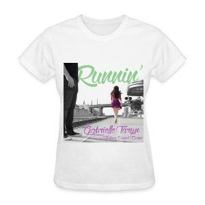 RUNNIN' cover art T-Shirt - Women's T-Shirt