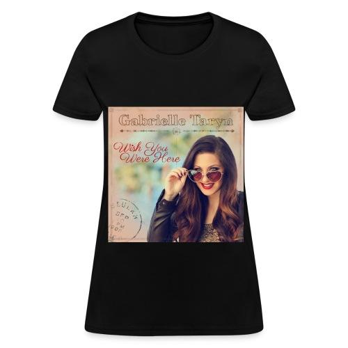 WISH YOU WERE HERE T-Shirt - Women's T-Shirt