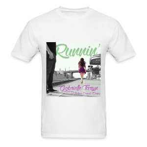 RUNNIN' cover art T-Shirt - Men's T-Shirt