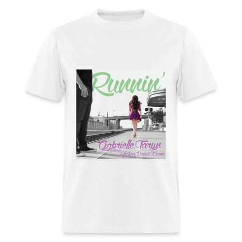 RUNNIN' cover art T-Shirt - Men's T-Shirt