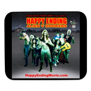 HAPPY MOUSE - Mouse pad Horizontal