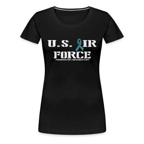 Air Force - Women's Premium T-Shirt