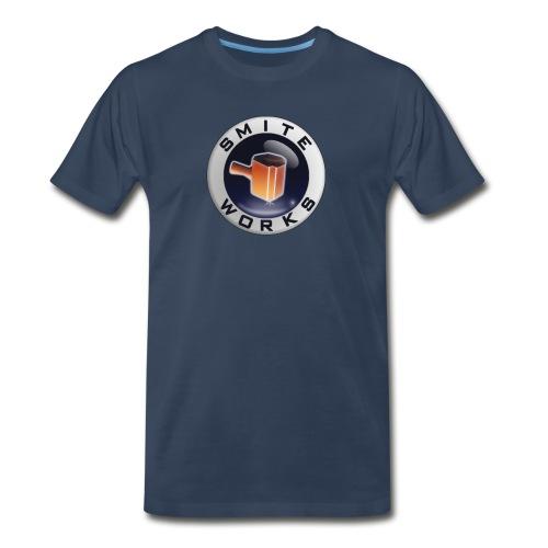 Men's Tee - Smiteworks Logo - Men's Premium T-Shirt